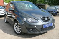 2011 SEAT ALTEA XL 1.6 CR TDI SE DSG AUTOMATIC DIESEL 5d SUPER LOW MILES £6499.00