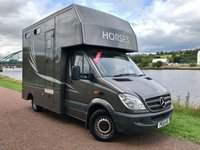 USED 2011 61 MERCEDES-BENZ SPRINTER 2.1 313 CDI C/C MWB 1d 129 BHP **RARE AUTOMATIC DIESEL - HIGH ROOF**