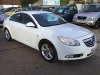 2011 VAUXHALL INSIGNIA 1.8 SRI 5d 138 BHP £4350.00