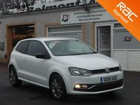 USED 2015 15 VOLKSWAGEN POLO 1.0 SE DESIGN 3d 60 BHP Mirror Link , Bluetooth , Aux , USB
