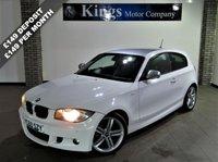 2010 BMW 1 SERIES 2.0 116D M SPORT 3d 114 BHP £SOLD