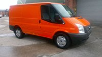 2013 FORD TRANSIT 2.2 330 LR 1d 99 BHP 1 OWNER F/S/H X RAC / 12 MONTHS WARRANTY COVER ////// £5190.00