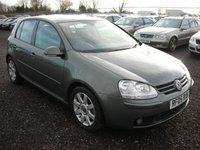 2005 VOLKSWAGEN GOLF 2.0 GT FSI 5d 148 BHP £1795.00
