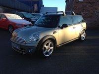 2008 MINI CLUBMAN 1.6 COOPER D 5d 108 BHP £4500.00