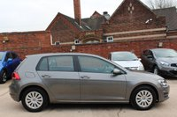 USED 2015 64 VOLKSWAGEN GOLF 1.2 S TSI BLUEMOTION TECHNOLOGY 5d 84 BHP **** £30 ROAD TAX * BLUETOOTH * AIR CON ****