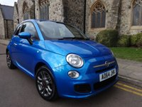 2015 FIAT 500 1.2 S 3d 69 BHP £6495.00