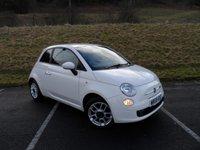 2009 FIAT 500 1.2 SPORT 3d 69 BHP £3490.00