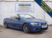 USED 2007 57 BMW 3 SERIES 3.0 325I M SPORT 2d AUTO 215 BHP Full Service History Leather 0% Deposit FInance Available