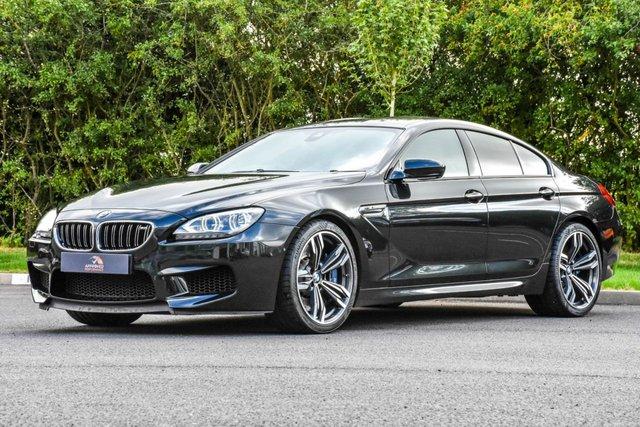 2013 13 BMW 6 SERIES 4.4 M6 GRAN COUPE 4d AUTO 553 BHP