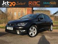 2015 SEAT LEON 2.0 TDI FR TECHNOLOGY 5d 150 BHP £10790.00