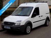 2011 FORD TRANSIT CONNECT 1.8 TDCI T230 LWB HIGH ROOF 90 BHP £4995.00