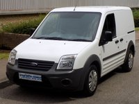 2013 FORD TRANSIT CONNECT 1.8 TDCI T200 SWB LOW ROOF 75 BHP £4495.00