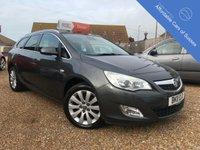 2011 VAUXHALL ASTRA 2.0 SE CDTI 5d AUTO 157 BHP £5995.00
