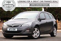 USED 2011 11 VAUXHALL ASTRA 1.6 EXCLUSIV 5d 113 BHP +++ FREE 6 months Autoguard Warranty included in screen price +++