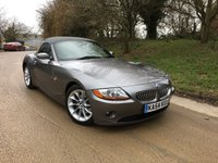USED 2005 54 BMW Z4 3.0 Z4 SE ROADSTER 2d AUTO 228 BHP PLEASE CALL TO VIEW