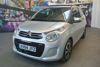 2014 CITROEN C1 1.0 AIRSCAPE FLAIR S/S 3d 68 BHP £6194.00