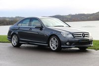 2010 MERCEDES-BENZ C CLASS 1.8 C180 CGI BLUEEFFICIENCY SPORT 4d AUTO 156 BHP £9000.00