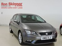USED 2016 16 SEAT LEON 1.2 TSI SE 5d 110 BHP with Appearance Pack