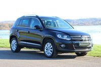 2014 VOLKSWAGEN TIGUAN 2.0 MATCH TDI BLUEMOTION TECHNOLOGY 4MOTION 5d 139 BHP £13490.00