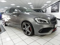 USED 2016 16 MERCEDES-BENZ A CLASS A250 4MATIC AMG PREMIUM 7G-DCT 215 BHP PAN ROOF H/KARDON NAV REV CAM