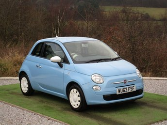 2013 FIAT 500 1.2 COLOUR THERAPY 3d 69 BHP £4800.00