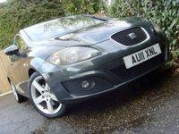 2011 SEAT LEON 1.4 SPORT TSI 5d 123 BHP £4999.00
