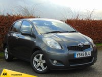 USED 2010 59 TOYOTA YARIS 1.4 TR D-4D 5d * 128 POINT AA INSPECTED *
