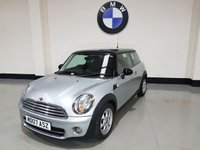USED 2007 07 MINI HATCH COOPER 1.6 COOPER D 3d 108 BHP 3 Previous Owners / Service History / £30 Road Tax