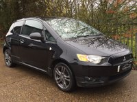 USED 2010 10 MITSUBISHI COLT 1.5 RALLIART 3d 150 BHP Small Fast Hatchback