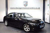 USED 2013 62 BMW 3 SERIES 2.0 320D EFFICIENTDYNAMICS 4DR AUTO 161 BHP + EXCELLENT SERVICE HISTORY + 1 OWNER FROM NEW + BLUETOOTH + SPORT SEATS + CRUISE CONTROL + RAIN SENSORS + AUTO AIR CONDITIONING + PARKING SENSORS + 16 INCH ALLOY WHEELS +