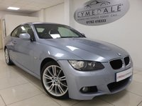 USED 2010 10 BMW 3 SERIES 2.0 320D M SPORT 2d 175 BHP Superb Overall Condition, Full 12 Months MOT