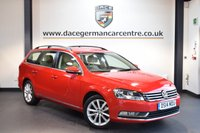 USED 2014 14 VOLKSWAGEN PASSAT 2.0 EXECUTIVE TDI BLUEMOTION TECHNOLOGY 5DR 175 BHP + FULL BEIGE LEATHER INTERIOR + FULL SERVICE HISTORY + 1 OWNER FROM NEW + SATELLITE NAVIGATION + BLUETOOTH + HEATED SPORT SEATS + CRUISE CONTROL + HEATED MIRRORS + DAB RADIO + AUXILIARY PORT + PARKING SENSORS + 17 INCH ALLOY WHEELS +