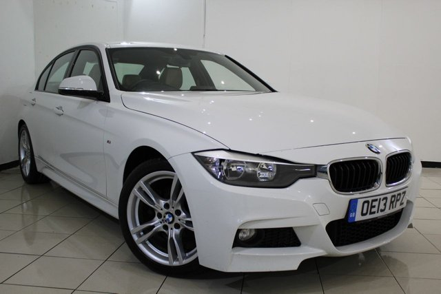 View our 2013 13 BMW 3 SERIES 2.0 320D M SPORT 4DR AUTOMATIC 181 BHP