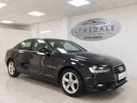 USED 2012 12 AUDI A4 2.0 TDI SE 4d 141 BHP Just £30 Road Tax, Great MPG, Superb Overall Condition