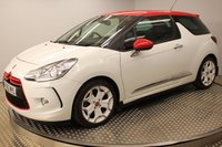 USED 2013 62 CITROEN DS3 1.6 DSPORT RED 3d 155 BHP