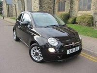 2011 FIAT 500 1.2 S 3d 69 BHP £4295.00