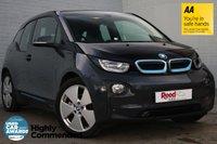 USED 2015 15 BMW I3 0.6 I3 RANGE EXTENDER 5d AUTO 168 BHP PARK ASSIST+NAV+HEATED SEATS