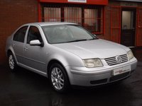 USED 2004 54 VOLKSWAGEN BORA 1.9 TDI HIGHLINE 4d  MOT 1/19 - LEATHER - MUST READ