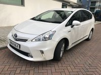 2014 TOYOTA PRIUS PLUS 1.8 ICON 5d AUTO 99 BHP £17990.00