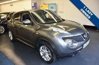 USED 2010 60 NISSAN JUKE 1.6 TEKNA DIG-T 5d AUTO 190 BHP 1 LADY OWNER FROM NEW, FULL SERVICE HISTORY