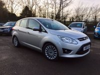 USED 2011 61 FORD C-MAX 1.6 TDCI TITANIUM  5d  LOW TAX AND EXCELLENT MPG NO DEPOSIT  FINANCE ARRANGED, APPLY HERE NOW