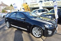 USED 2009 09 VAUXHALL VXR8  6.2 VXR8 4d AUTO 600 BHP BATHHURST S, 6162cc SUPERCHARGED THE CAR FINANCE SPECIALIST