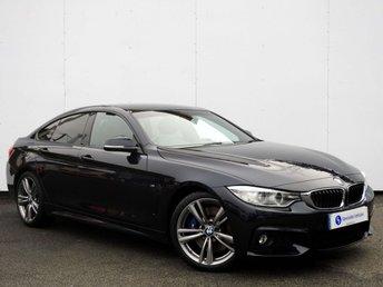 2016 BMW 4 SERIES 3.0 430D M SPORT GRAN COUPE 4d AUTO 255 BHP £SOLD