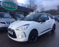 2015 CITROEN DS3 1.6 E-HDI DSTYLE PLUS 3d 90 BHP £8489.00