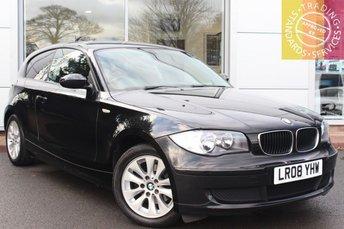 2008 BMW 1 SERIES 2.0 118I 3d 141 BHP £4250.00