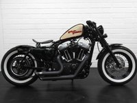2013 HARLEY DAVIDSON SPORTSTER 1200 Sportster Forty Eight £SOLD