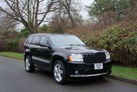 2006 JEEP GRAND CHEROKEE 6.1 SRT8 5d AUTO 420 BHP £9590.00