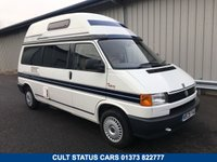 USED 1996 N VOLKSWAGEN TRANSPORTER 2.4 LWB AUTOSLEEPER TOPAZ  2 BERTH CAMPER DAY VAN 2 BERTH, SHOWER, TOILET, WIND OUT AWNING