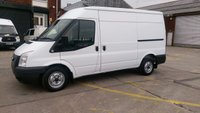 2014 FORD TRANSIT 2.2 280 1d 99 BHP MWB M/R 1 OWNER F/S/H \ FREE 12 MONTHS WARRANTY COVER /// £5690.00
