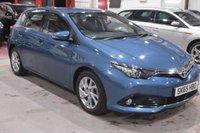 2015 TOYOTA AURIS 1.6 D-4D ICON 5d 110 BHP £9500.00